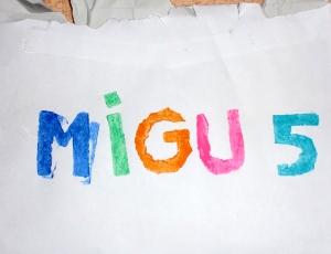 MIGU5 logo