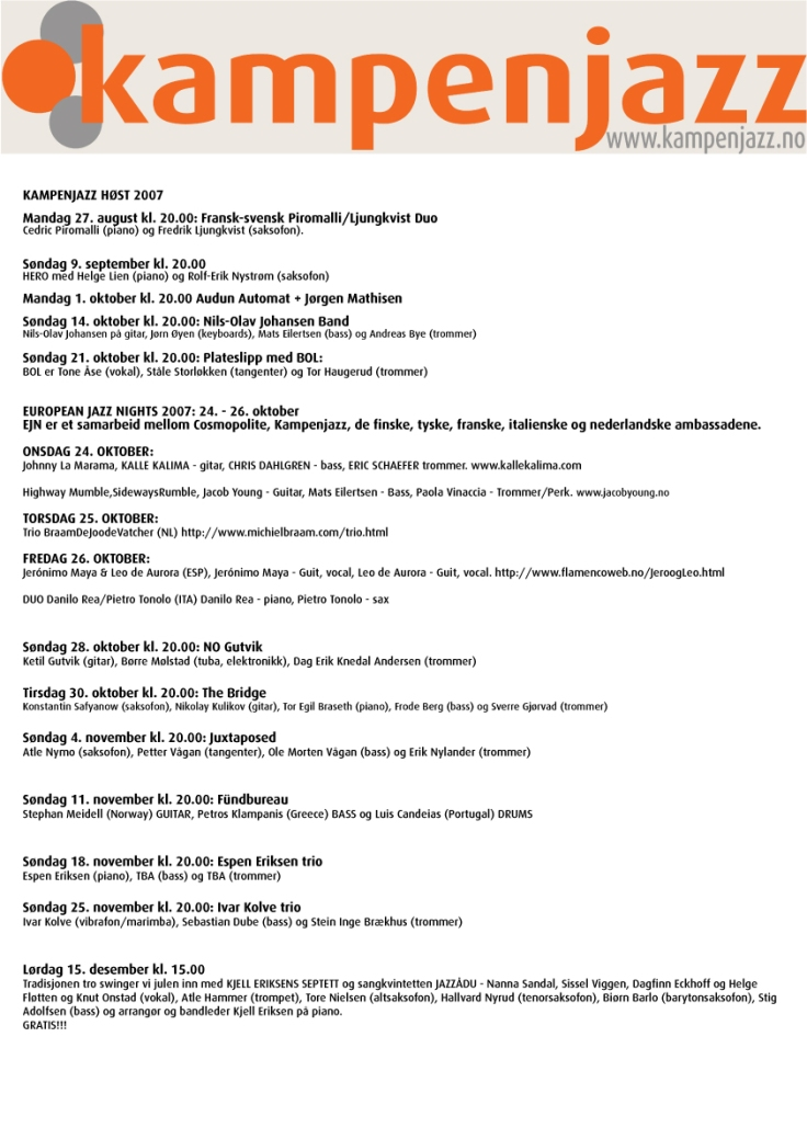 program_høst_2007