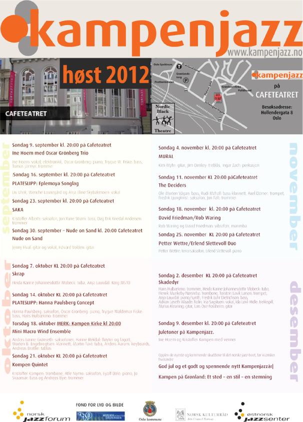 program_høst_2012
