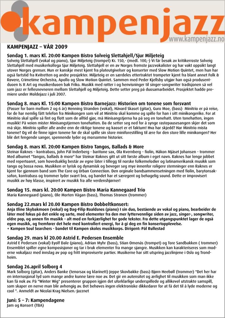 program_vår_2009